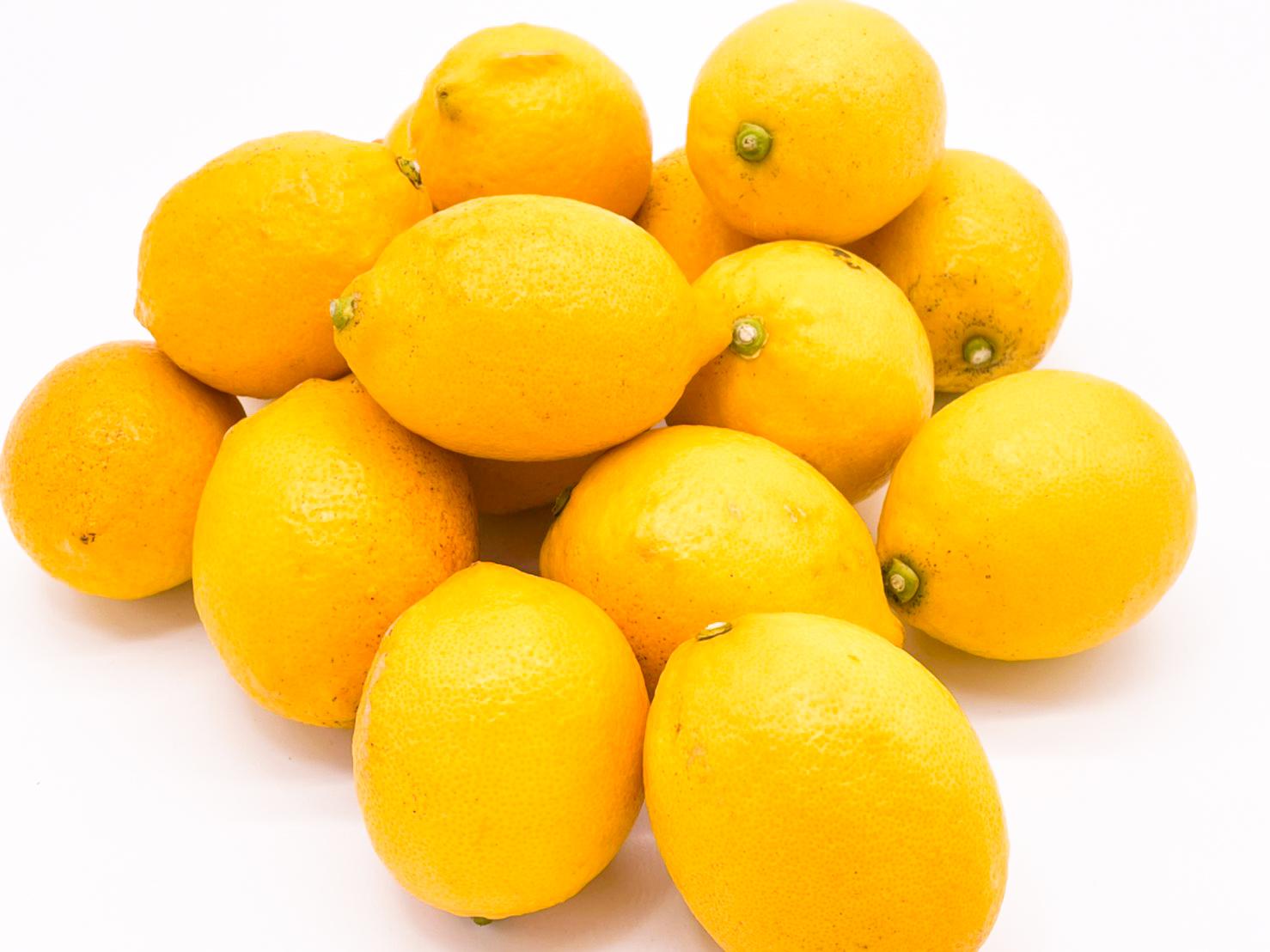 実績写真:レモン 国産【愛媛県産】無農薬 瀬戸内|約3kg|S〜3L混載